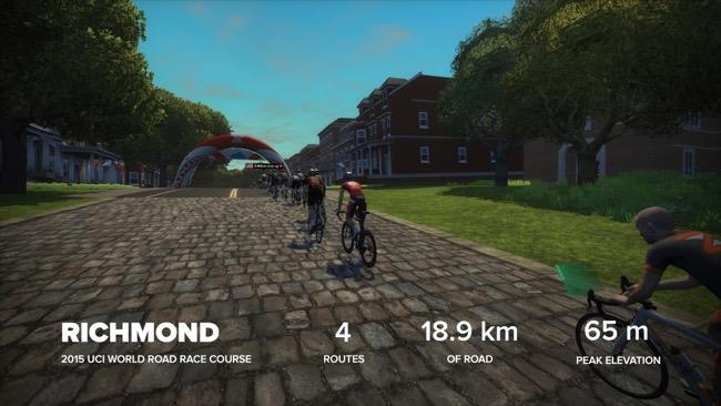 richmond-route